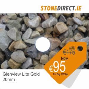 Glenview Lite Gold 20mm