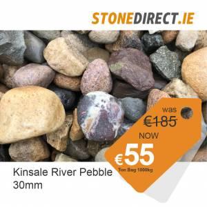 Kinsale River Pebble 30mm