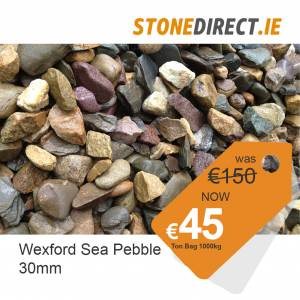 Wexford Sea Pebble 30mm