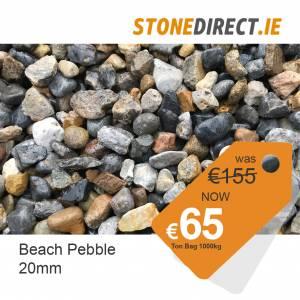 Beach Pebble 20mm