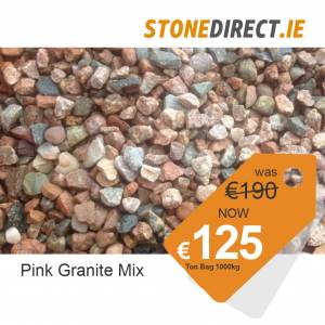 Pink Granite Mix